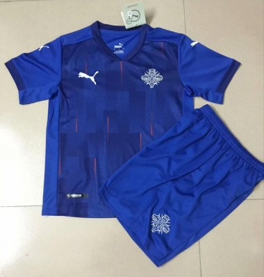 2020 iceland blue home kid kits