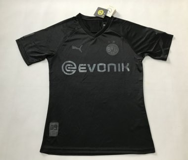 *2020 Dortmund 100th anniversary of the black Soccer jersey