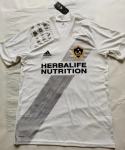 ** 2020 LA Galaxy Home white soccer jersey