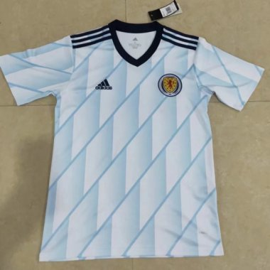 * 20-21 Scotland away Soccer jersey