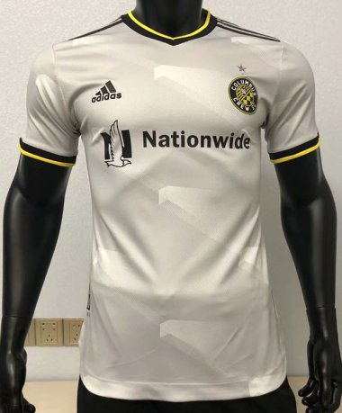 2122 Columbus Crew Home Player Version Soccer Jersey