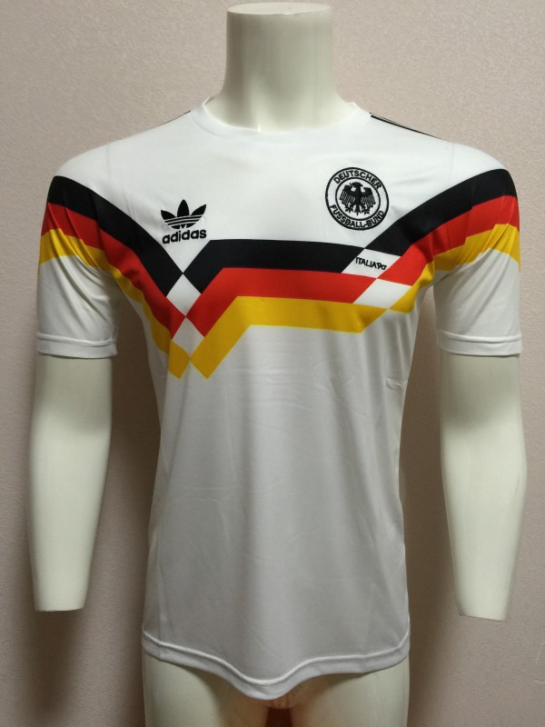 f585a0e5ca8 Germany 1990 Home Classic retro Soccer jersey -  19.00   youngvictor.ru