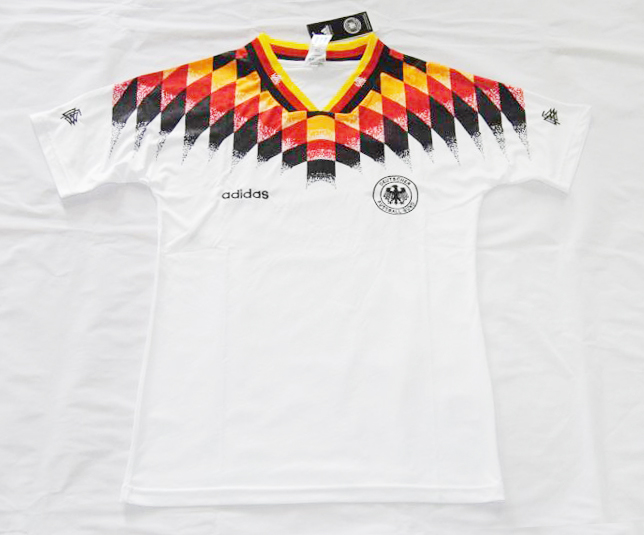 0d585db746c Germany 1994 Classic Home retro Soccer jersey -  19.00   youngvictor.ru