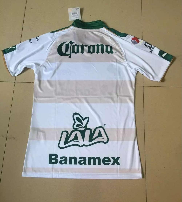 50aae8a73 Mexico Santos Laguna 2017 Away Third Soccer jersey -  19.00 ...