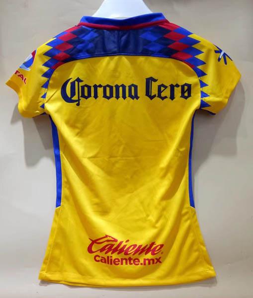 new style b616e 1771f 2018 Club America 18 19 Away third Women's Soccer jersey ...