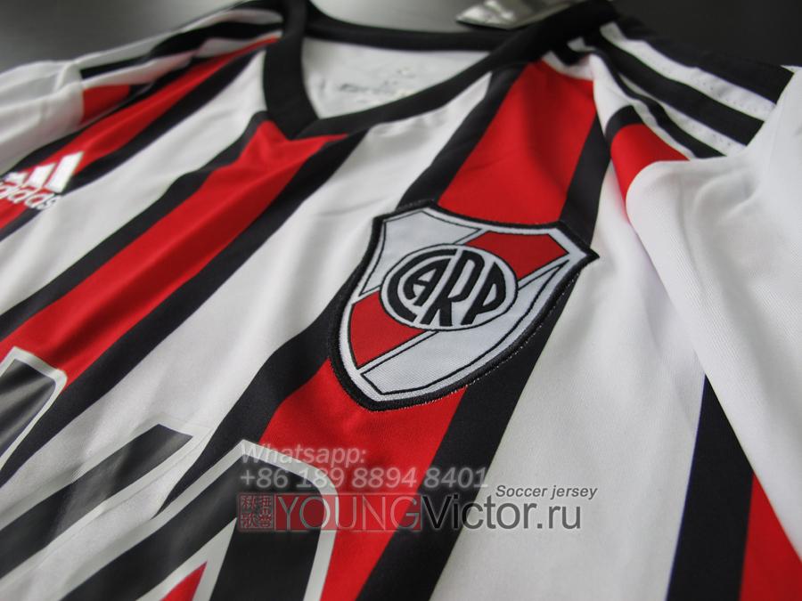 5789324bd8d 2018 CA River Plate 18 19 Away Third Soccer jersey - $17.00 ...