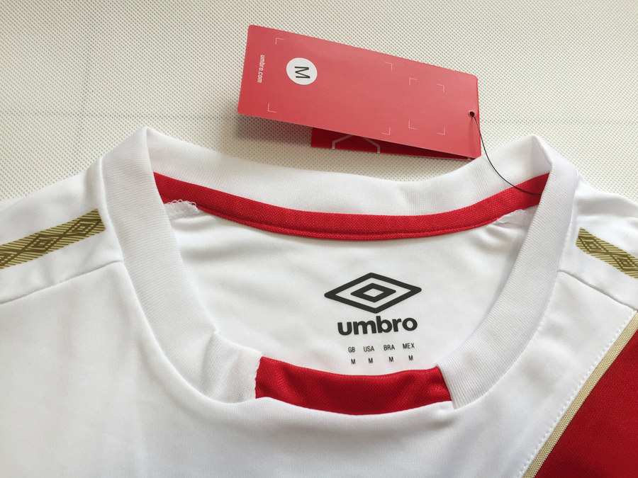 2018 World Cup Peru 18 19 Home Soccer jersey -  17.00   youngvictor.ru 24769baf0