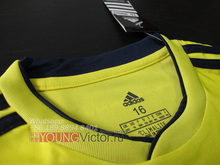 2018 World Cup Colombia 18 19 Home Kids Soccer jersey -  15.00 ... 983a1601c