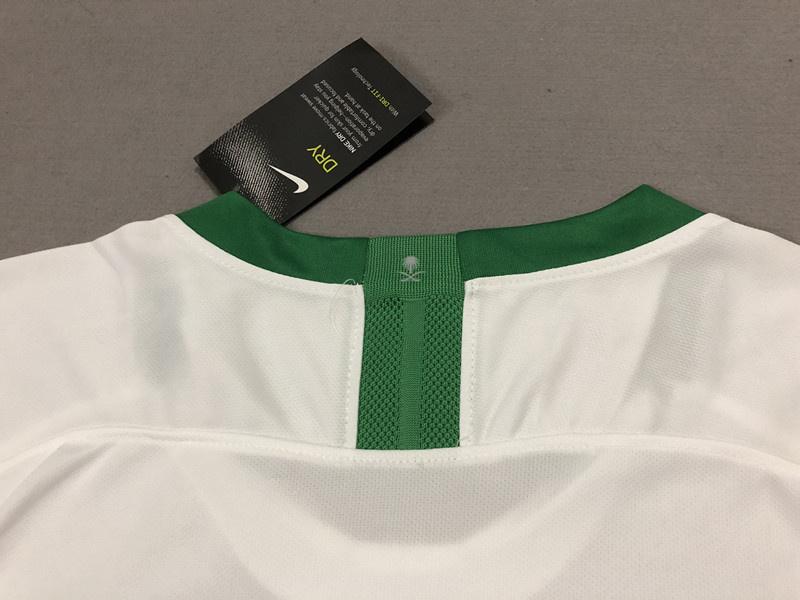 640827288 2018 World Cup Saudi Arabia 18 19 Home Soccer jersey -  17.00 ...