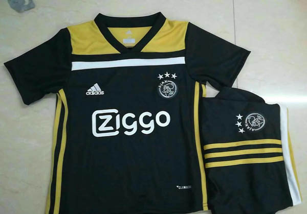 c198bbf7f7a 18 19 Ajax 2018 Away kids Soccer jersey -  15.00   youngvictor.ru