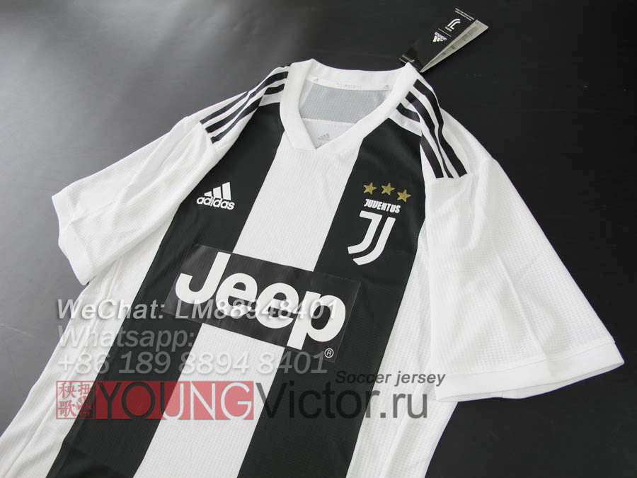 65bc5a9c415 18/19 Juventus Home Player version Ronaldo 7 Soccer jersey - $21.00 ...