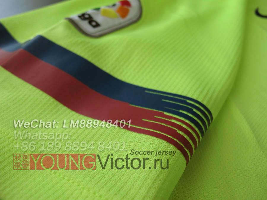 e7b8ccebd09 18 19 Barcelona 2018 Away Soccer jersey -  17.00   youngvictor.ru