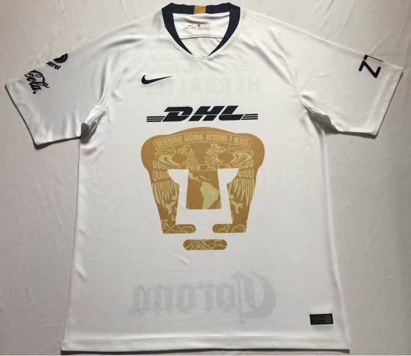 2d82a1eb9 18 19 Pumas UNAM 2019 Home Soccer jersey -  17.00   youngvictor.ru