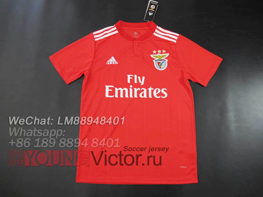 18 19 Benfica Home kit Soccer jersey -  17.00   youngvictor.ru 2f76d85b5