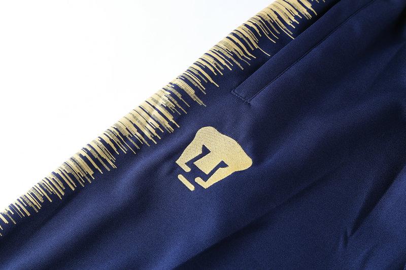 0cf87643a27 18 19 Pumas UNAM Training suit Jacket + Pants blue -  40.00 ...