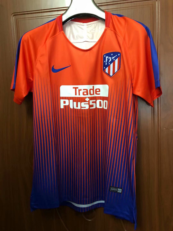 613ed25b7 18 19 Atletico Madrid Soccer Training suit -  17.00   youngvictor.ru